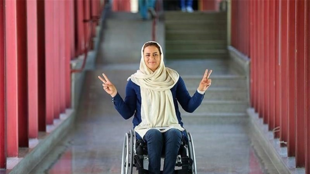 Iran's Nemati Bows Out Of Rio Olympics But Urges Disabled To Compete