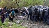 Столкновения в Панкисском ущелье, Грузия. 21 апреля 2019 года