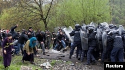 Вчерашнее столкновение между жителями ущелья и полицией «больше походило на войну»
