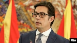 Presidenti i Maqedonisë së Veriut, Stevo Pendarovski.