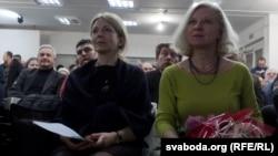 Натальля Пінчук і Тацяна Равяка