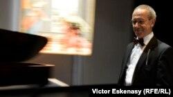 Organistul Hubert Wendel, director al Festivalului