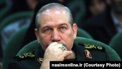 یحیی رحیم صفوی، مشاور عالی نظامی رهبر جمهوری اسلامی.