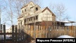 Зернохранилище в Новгородке