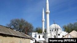 Мечеть в крымском городе Белогорске. Иллюстративное фото.