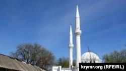 Мечеть у Білогірську, архівне фото