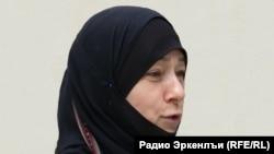 "Zarema Bagaudinova the head of ""Pravozashita"" human rights organization in Buinaksk, Dagestan, 08May2013"