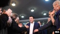 Očekuje se da Zaev mandat za formiranje vlade formalno zatraži od predsednika Makedonije Đorđa Ivanova