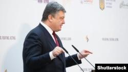 Петро Порошенко (©Shutterstock)