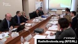 Комісія з питань вищого корпусу державної служби