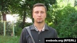 Гомельскі журналіст-фрылансэр Аляксей Атрошчанка