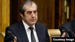 Спикер верхней палаты парламента Таджикистана Махмадсаид Убайдуллоев.