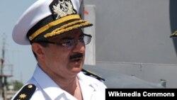 Vitse-admiral Şahin Sultanov