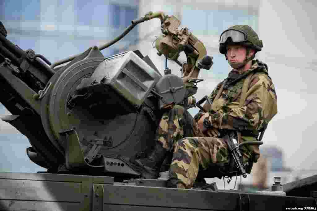 День десантников и сил специальных операций традиционно отмечается в Беларуси 2 августа.