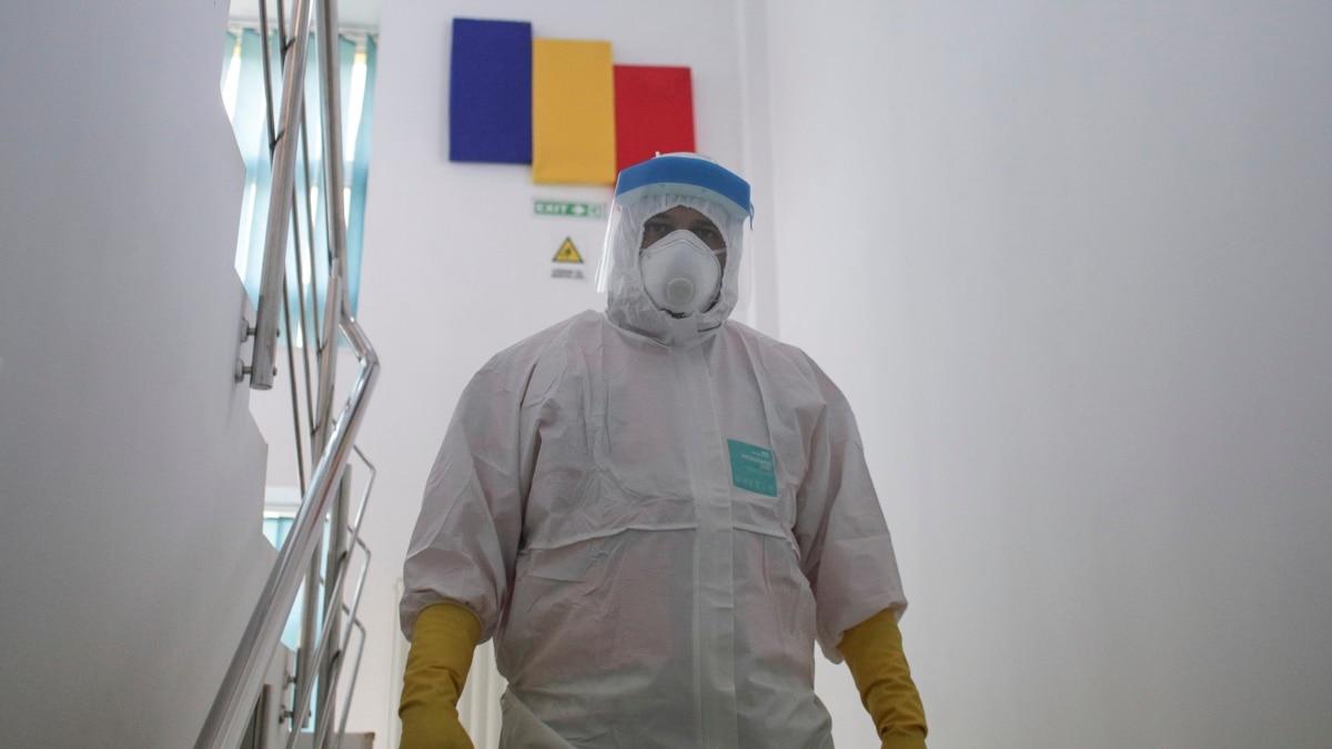 Власти Румынии сообщила о резком увеличении количества больных COVID-19