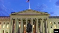Міністэрства фінансаў ЗША