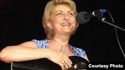 Композитор, ырчы, журналист, Грузиянын Эл артисти Ирма Сохадзе
