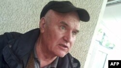 Ratko Mladić, maj 2011.
