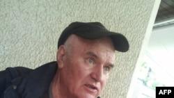Ратко Младиќ по апсењето