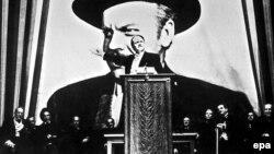 Snimanje filma ''Građanin Kane'', Orson Welles, 1941.