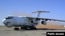 Самолёт Ил-76 (иллюстративное фото).