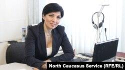 Ирина Гагитэ, руководитель Российской социалистической партии