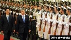 Кыргызстандын президенти 7-июнда Кытайга иш сапары менен барган.
