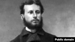 Василий Верещагин во время первой поездки на Кавказ, за три года до начала службы в Туркестане.