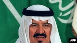 Saudi Crown Prince Sultan bin Abdulaziz al-Saud in an undated photo
