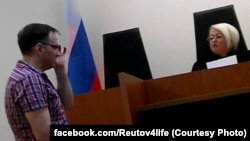 Евгений Куракин в Реутовском суде Московской области