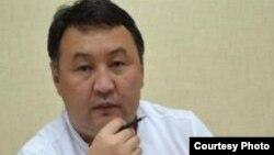 Адвокат Канат Хасанов.