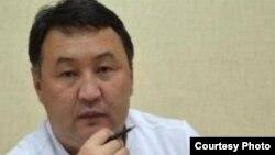 Канат Хасанов.
