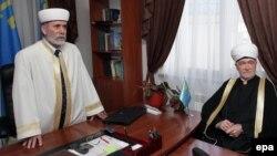 Әмирали Аблаев (c) һәм Равил Гайнетдин
