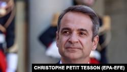 Grčki premijer Kirjakos Micotakis