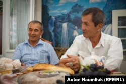 Азам Тургунов и Дилмурод Саид