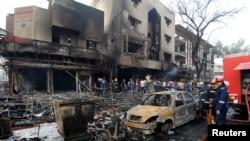 وقوع این انفجار موجب خشم شدید مردم شده و بسیاری دولت عراق را متهم میکنند که اقدامات لازم را برای حفظ امنیت انجام نمیدهد.