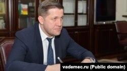 Министр здравоохранения Самарской области Михаил Ратманов