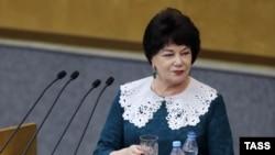 Председатель комитета Госдумы повопросам семьи, женщин идетей Тамара Плетнева
