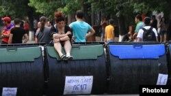 Jerevan, Armeni, 25 qershor 2015.