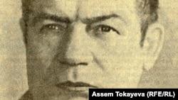 Геннадий Колбин, первый секретарь ЦК Компартии Казахстана. Фотокопия снимка из советской печати.