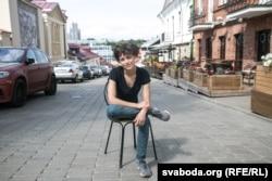 Дар'я Андрэянава, актрыса