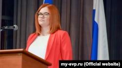 Олеся Харитоненко, архивное фото