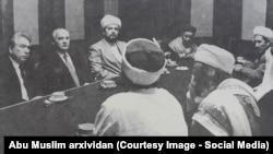 Muhammad Sodiq Muhammad Yusuf islomiy anjumanlarda voizlik qilgan