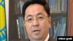 Кайрат Лама Шариф, председатель агентства Казахстана по делам религий.