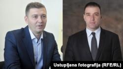 Nebojša Zelenović i Saša Paunović