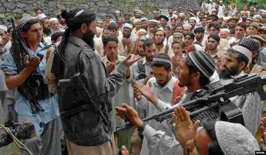 The Roots Of The Taliban #3