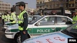نیروی انتظامی ایران در تهران