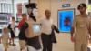 Робот-полициячы, Дубай.