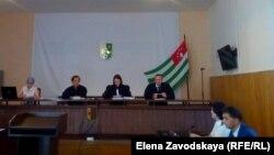 Неделю назад в Верховном суде Абхазии была заслушана четырехчасовая обвинительная речь прокурора Даура Амичба