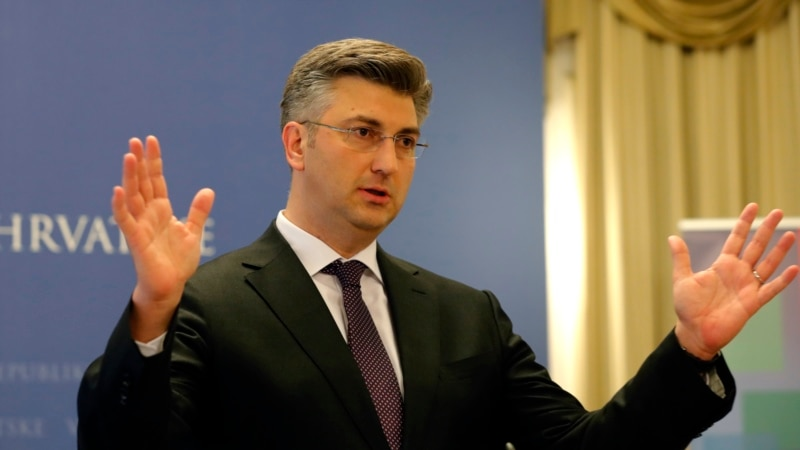Šaškor: Plenković neće pasti, ali kao da jest